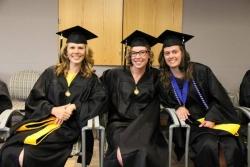 Spring 2014 Experimental Psychology graduates